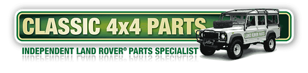 Classic 4×4 Parts | Independent Land Rover Parts Specialists